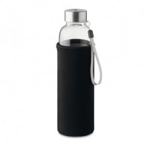 Bolígrafo con pulsador en corcho