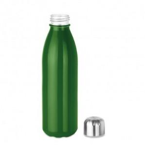 Boligrafo de RPET con pulsador de color