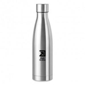 Bolígrafo de madera curvado con capuchón