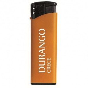 Bolígrafo de plástico satinado y puntera blanda