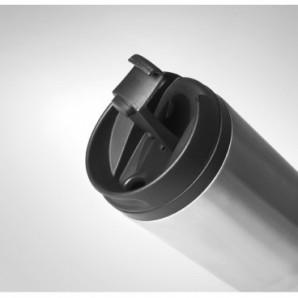 Bolígrafo en pp y capuchón de color