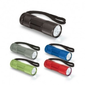 Tarjetero de aluminio y polipiel