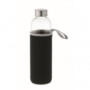 Bolígrafo de aluminio brillante tinta azul