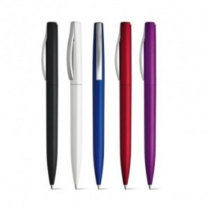 Bolígrafo de aluminio con clip