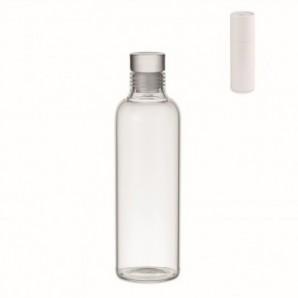 Bolígrafo de aluminio en acabado brillante