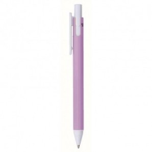 Set bolígrafo giratorio y roller en estuche