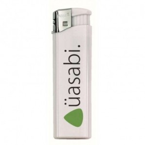Bolígrafo PP con punta de color