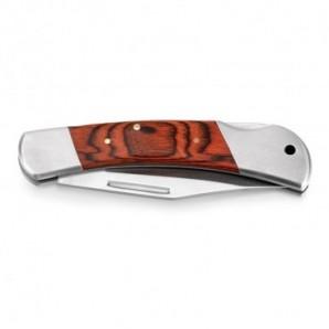 Tarjeta RFID carcasa bambú