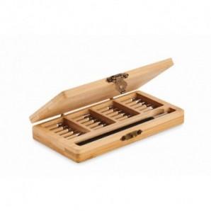 Altavoz Bluetooth forma de seta y ventosa