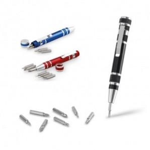 Llavero detector de rayos UV