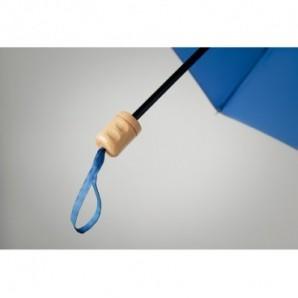 Bolsa de papel 32x17x39 cm kraft asa rizada