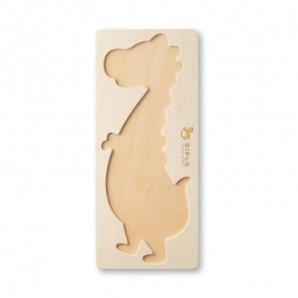 Camiseta de manga corta bebé color