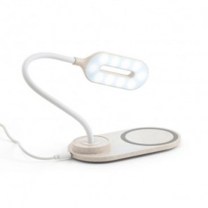 Identificador PVC con clip metálico