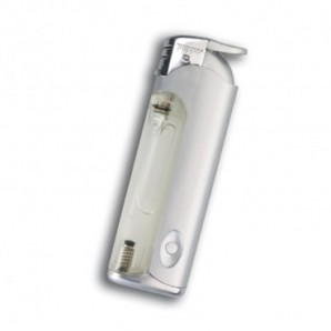 Bolígrafo con clip de metal y antideslizante