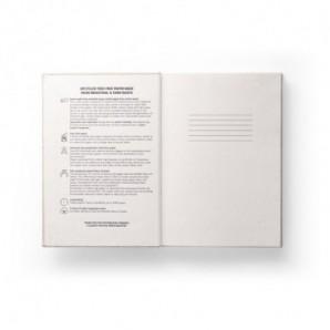 Bolsa compra de algodón 140gr