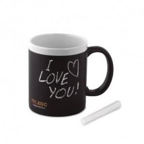 Bolígrafo con clip de metal puntera antideslizante