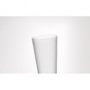 Fiambrera de acero tapa y cubiertos de bambú