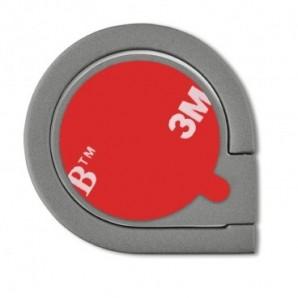 Botella deportiva en aluminio con mosquetón