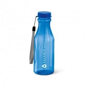 Bolígrafo giratorio de bambú en estuche