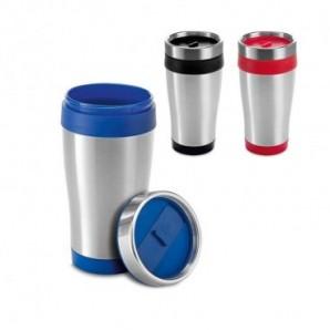 Set de bolígrafo y portaminas de metal en caja