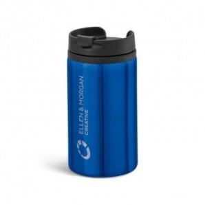Juego de roller y bolígrafo de aluminio