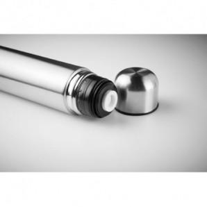 Llavero fluorescente en forma de triángulo
