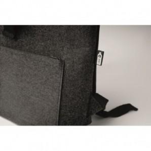 Bolígrafo Plástico Hotel Azul