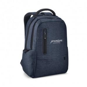 Monedero de polipiel Mac Negro