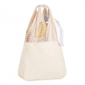 Bolígrafo de plástico Loren Azul claro