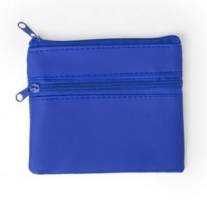 Bolígrafo de aluminio Murray bicolor con puntero Azul