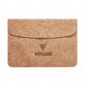 Bolígrafo de plástico Vulcano Azul