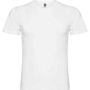 Bolígrafo de plástico Trek con soporte móvil Amarillo