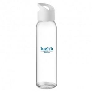 Bolígrafo en aluminio brillante con puntero