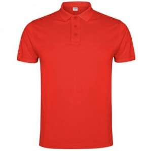Paraguas plegable en poliéster Naranja