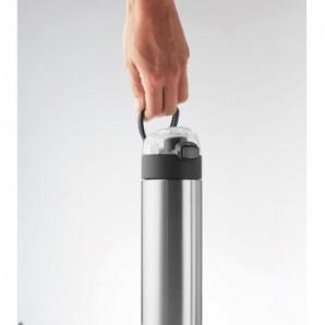 Bolígrafo de pulsador con cuerpo de papel