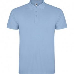 Altavoz Bluetooth redondo de aluminio Azul real