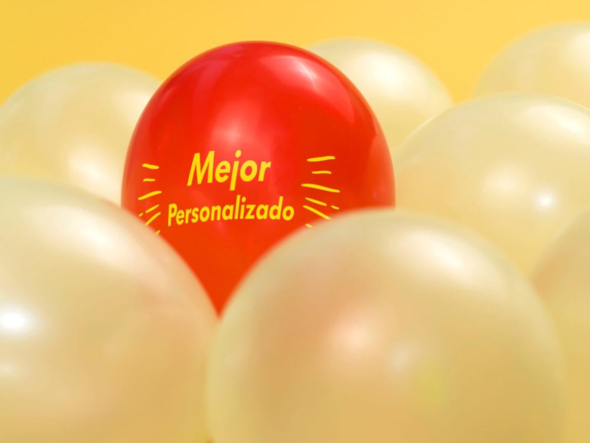Globos Personalizados para Realzar tu marca