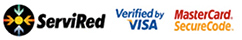 Servired - Verified by Visa - Mastercard Securecode